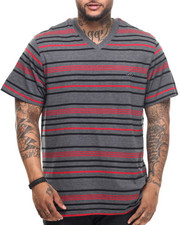Enyce - Rezzi Striped T-Shirt (B&T)