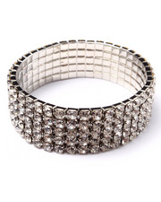 Women - Crystal Bling Stretch Bracelet