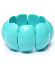DRJ Accessories Shoppe - Chunky Turquoise Bracelet