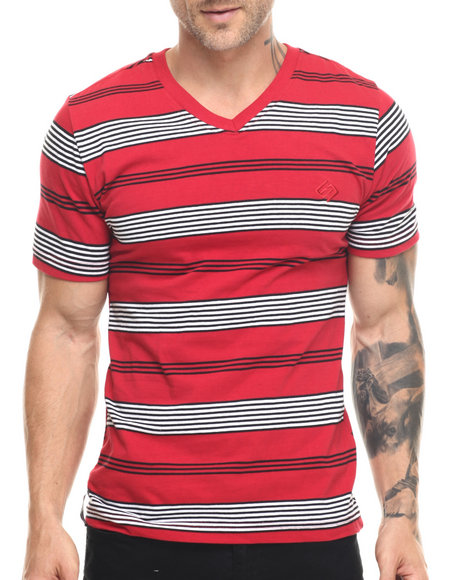 Enyce - Men Red Charles T-Shirt