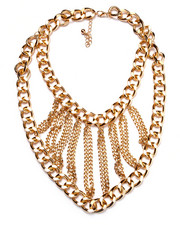 Jewelry - Nikki Double Chain Necklace