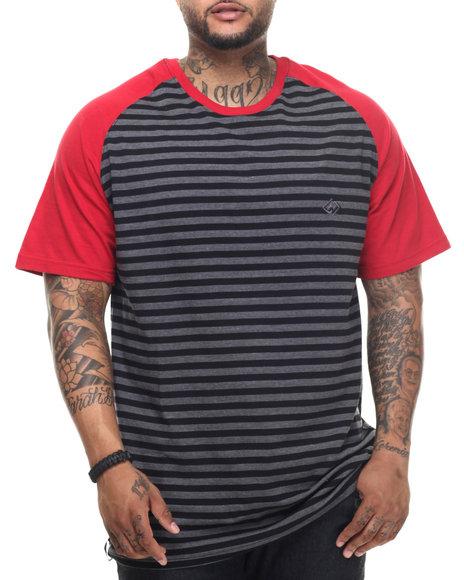megan striped raglan  b&t