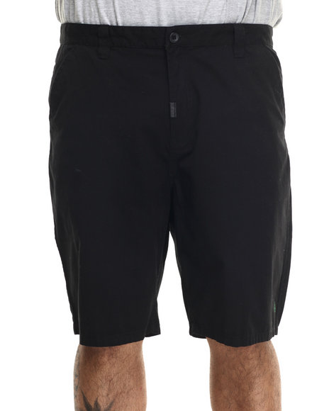 Lrg - Men Black Rc Marauder Walk Short (B&T)