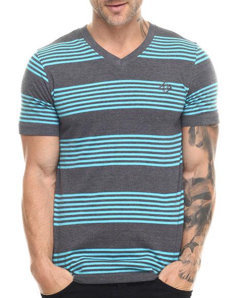 Enyce - Men Charcoal Joe T-Shirt
