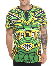 T-Shirts - All over Tribal King s/s tee