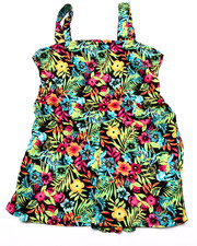 Girls - HAWAIIAN ROMPER (4-6X)