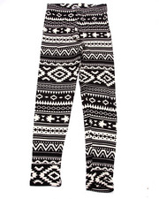 La Galleria - Aztec Leggings (7-16)