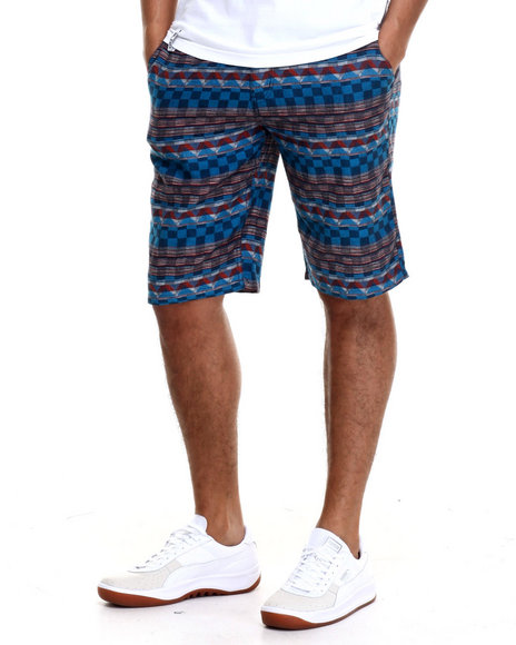 Lrg - Men Navy Bambara Walk Short - $39.99