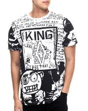 Men - King s/s tee