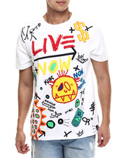 Shirts - Live Now s/s tee