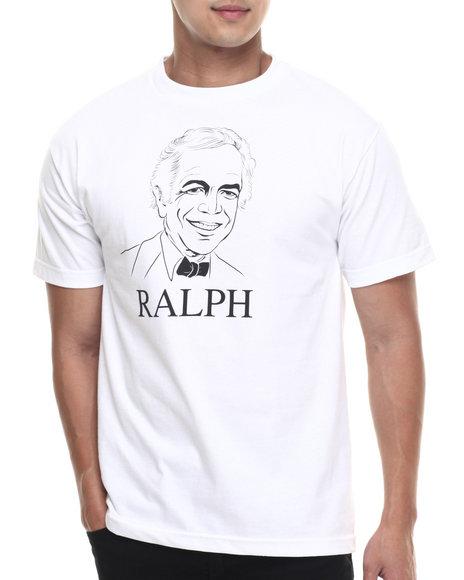 Ur-ID 218774 Acapulco Gold - Men White,White Ralph Tee