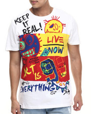 Men - Keep It Real s/s tee