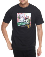 Men - Trick Shot Jesus Tee