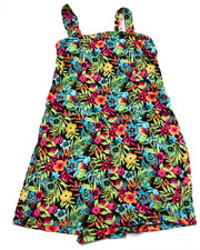 Girls - HAWAIIAN ROMPER (7-16)