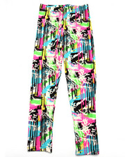 La Galleria - Graffiti Leggings (7-16)
