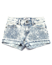 Girls - RITA DENIM SHORTS (7-16)