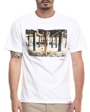 Diamond Supply Co - Pier Girl Tee