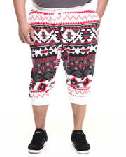 Men - Quan Print Jogger Short (B&T)