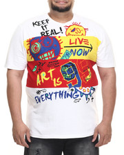 Akademiks - Keep It Real s/s tee (B&T)