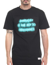 Diamond Supply Co - Neon Simplicity Tee