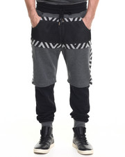 Allston Outfitter - Mesh Covered Sweatpant