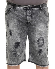 Men - Jogger Denim Short (B&T)