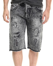 Parish - Jogger Denim Short
