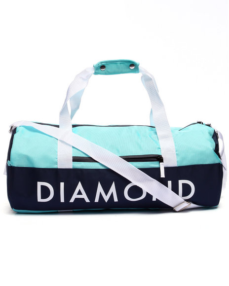 Diamond Supply Co Men Dlyc Duffle Bag Teal - $61.99