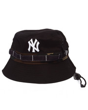 Men - New York Yankees Camo band Bucket hat