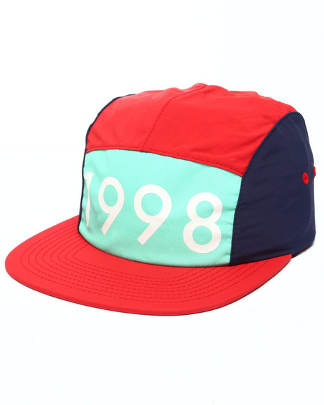 Diamond Supply Co Men Dlyc 5-Panel Camp Hat Teal - $40.00
