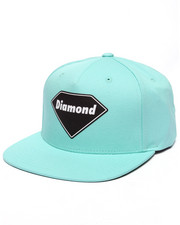 Men - Diamond Basic Snapback Cap