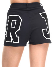 Shorts - rj baseball highwaist shorts