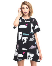 Joyrich - editorial map angelic dress