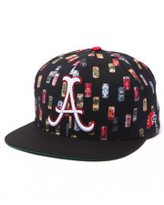 Buyers Picks - Beer Cans Snapback Cap