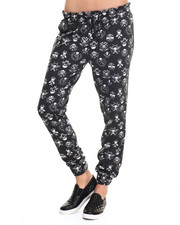 Women - Revolution French Terry Printed Jogger
