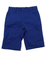 Bottoms - FLAT FRONT SHORT (8-20)