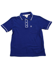 Short-Sleeve - EARL POLO (8-20)