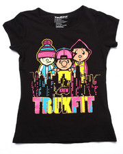 Girls - TRUKFIT CITY TEE (7-16)