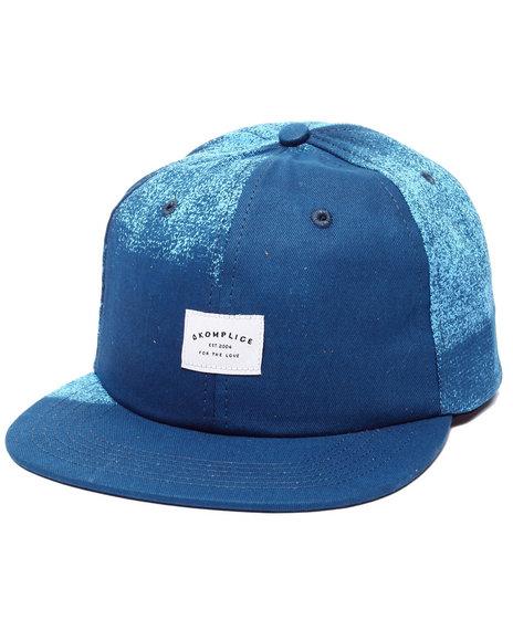 Ur-ID 223248 Akomplice - Men Blue Freedom Mountain Strapback Cap