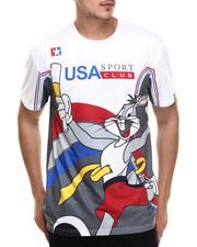 Men - Marathon Bunny s/s tee