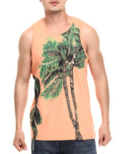 Basic Essentials - Coconut Tree Tank Top