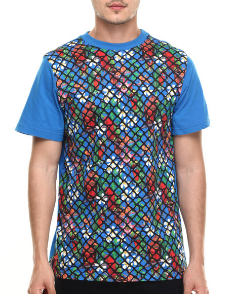 Enyce - Men Blue Puerto Limon T-Shirt - $6.99