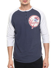 Men - New York Yankees Slider raglan shirt
