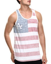 American Needle - Los Angeles Dodgers Salute Premium tank top