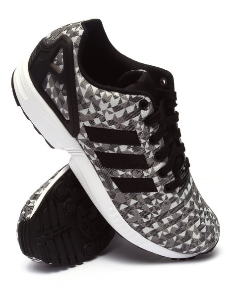 Adidas - Men Grey Z X Flux Weave