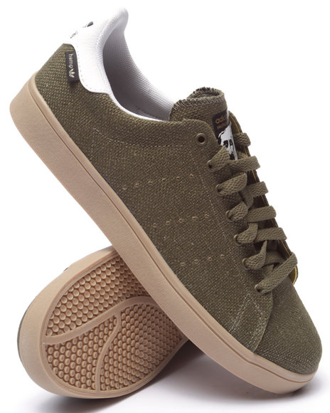 Adidas - Men Olive Stan Smith Vulc
