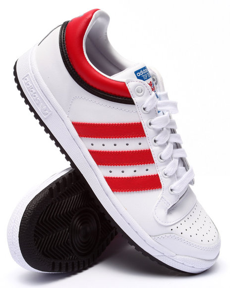 Ur-ID 219012 Adidas - Men White Top Ten Lo