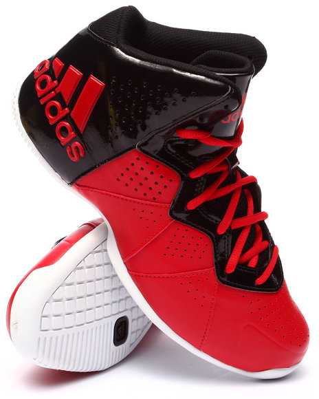 Adidas - Men Red Pro Smooth Feather Hi - $70.00