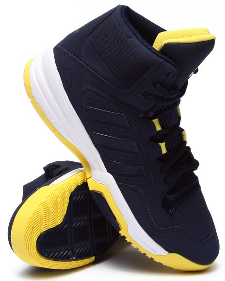 Adidas - Men Navy Electrify T D Hi