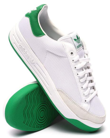 Ur-ID 218991 Adidas - Men White Rod Laver C S Classic